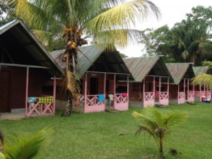 Accomodaties Ecoresort Isadou